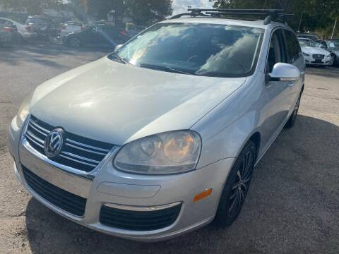 2009 Volkswagen Jetta for sale at Atlantic Auto Sales in Garner NC