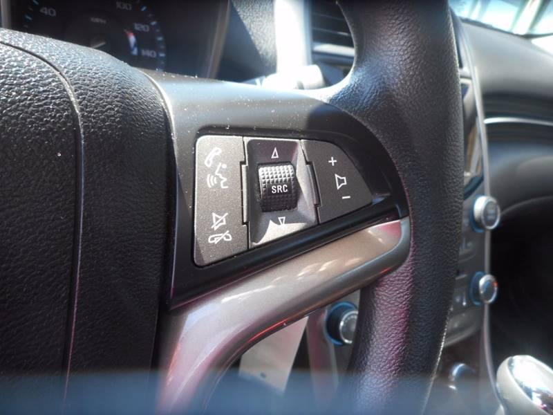 2013 Chevrolet Malibu LT 4dr Sedan w/1LT - Auburndale WI