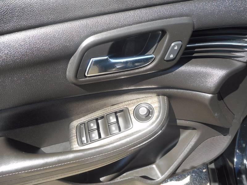 2016 Chevrolet Malibu Limited LTZ 4dr Sedan - Auburndale WI