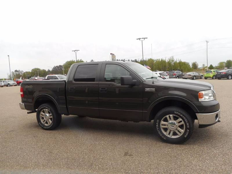 2007 Ford F-150 Lariat 4dr SuperCrew 4x4 Styleside 5.5 ft. SB - Auburndale WI