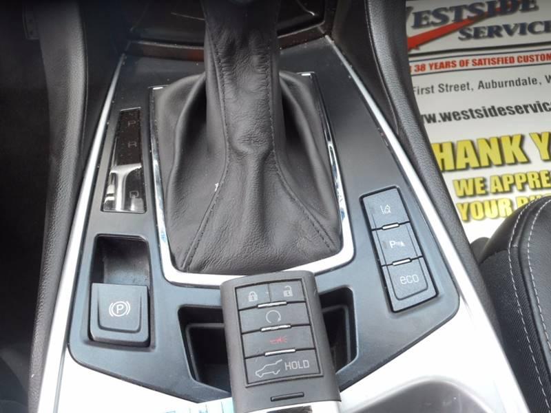 2014 Cadillac SRX AWD Luxury Collection 4dr SUV - Auburndale WI