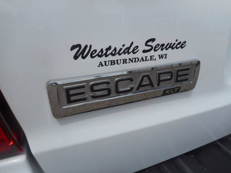 2010 Ford Escape AWD XLT 4dr SUV - Auburndale WI