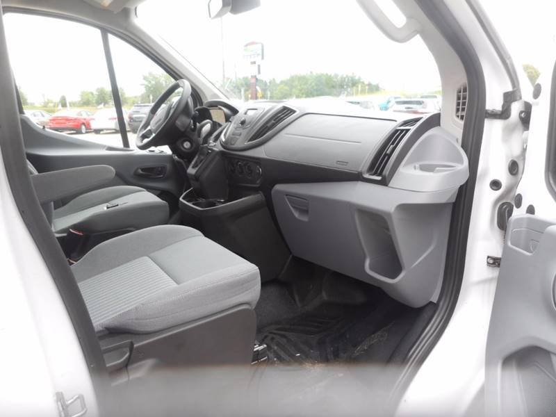 2016 Ford Transit Cargo 250 3dr SWB Low Roof Cargo Van w/60/40 Passenger Side Doors - Auburndale WI