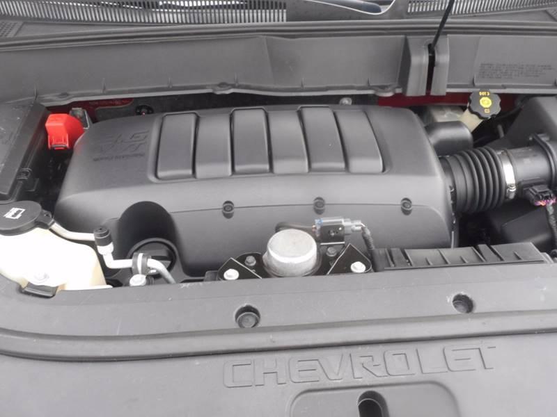 2010 Chevrolet Traverse LT 4dr SUV w/2LT - Auburndale WI