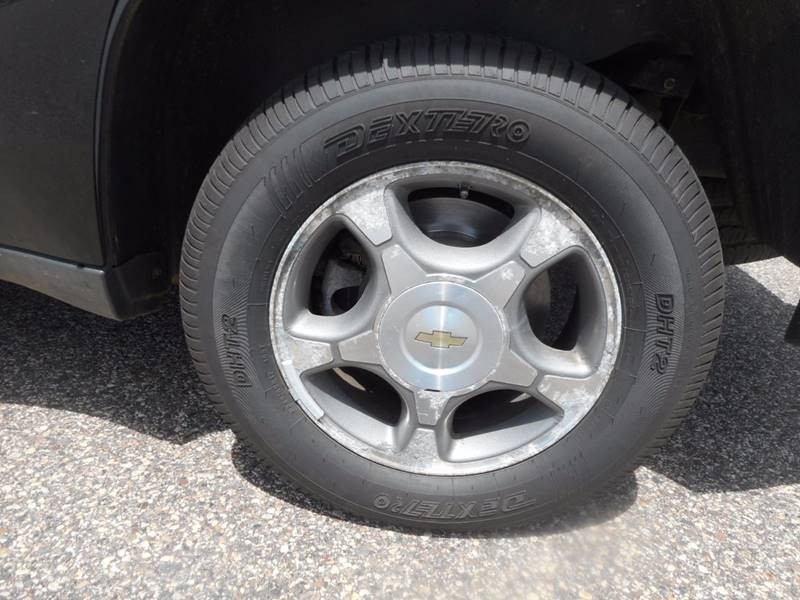 2008 Chevrolet TrailBlazer 4x4 LS Fleet1 4dr SUV - Auburndale WI