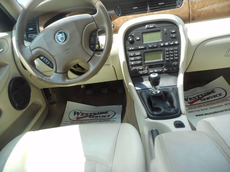 2002 Jaguar X-Type AWD 2.5 4dr Sedan - Auburndale WI