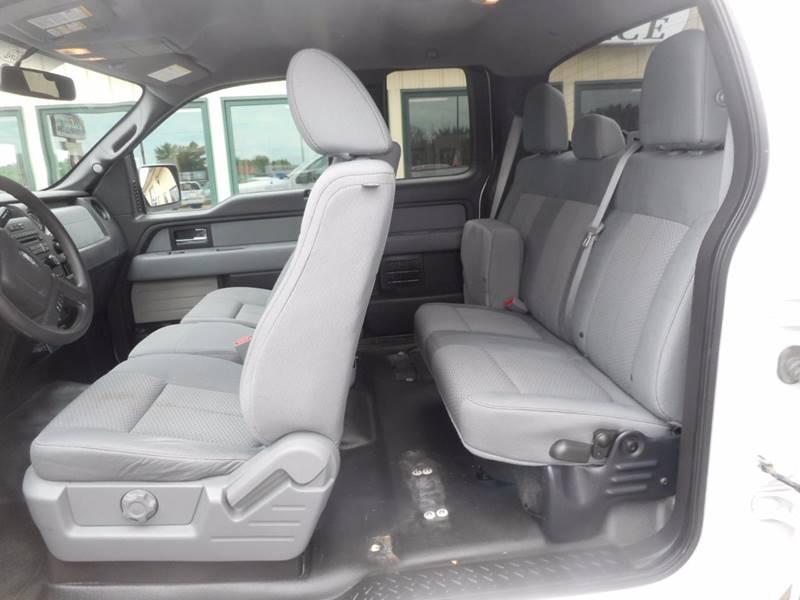 2013 Ford F-150 4x4 XL 4dr SuperCab Styleside 6.5 ft. SB - Auburndale WI