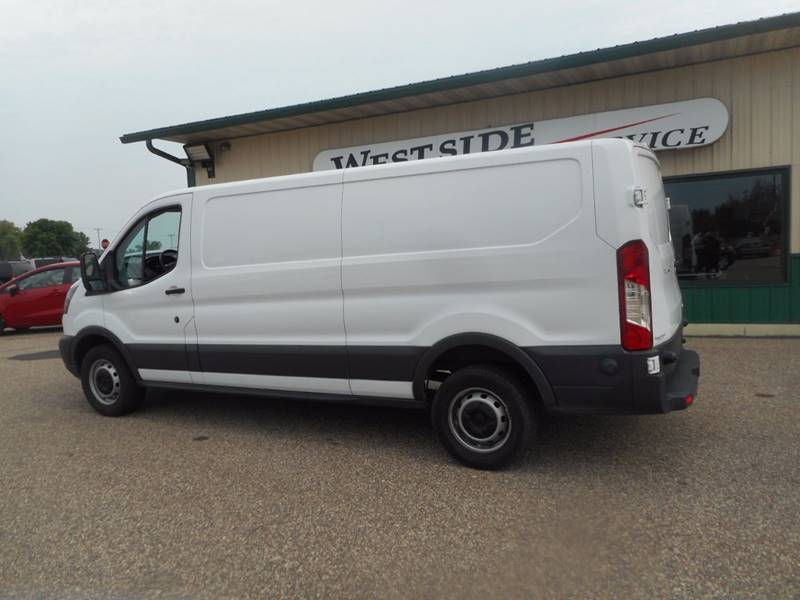 2015 Ford Transit Cargo 250 3dr LWB Low Roof Cargo Van w/60/40 Passenger Side Doors - Auburndale WI
