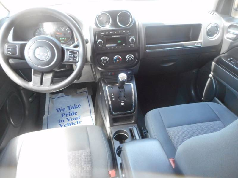 2012 Jeep Compass 4x4 Sport 4dr SUV - Auburndale WI