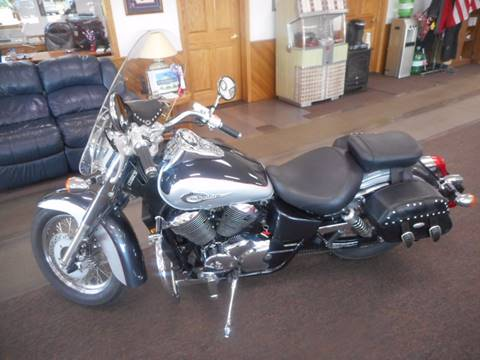 2003 Honda Shadow