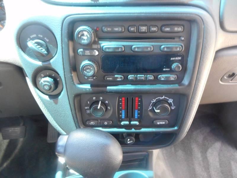 2004 Chevrolet TrailBlazer LT 4WD 4dr SUV - Auburndale WI
