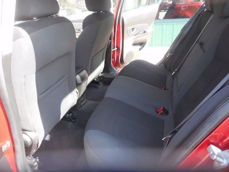 2011 Chevrolet Cruze LT 4dr Sedan w/1LT - Auburndale WI