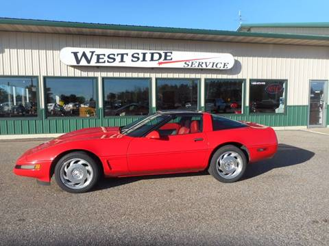 1995 Chevrolet Corvette for sale in Auburndale, WI