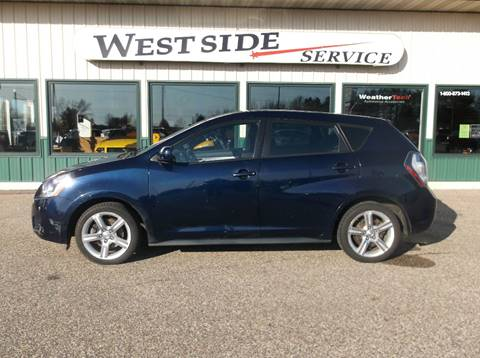 2009 Pontiac Vibe for sale in Auburndale, WI