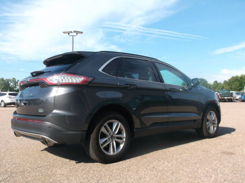 2017 Ford Edge AWD SEL 4dr Crossover - Auburndale WI