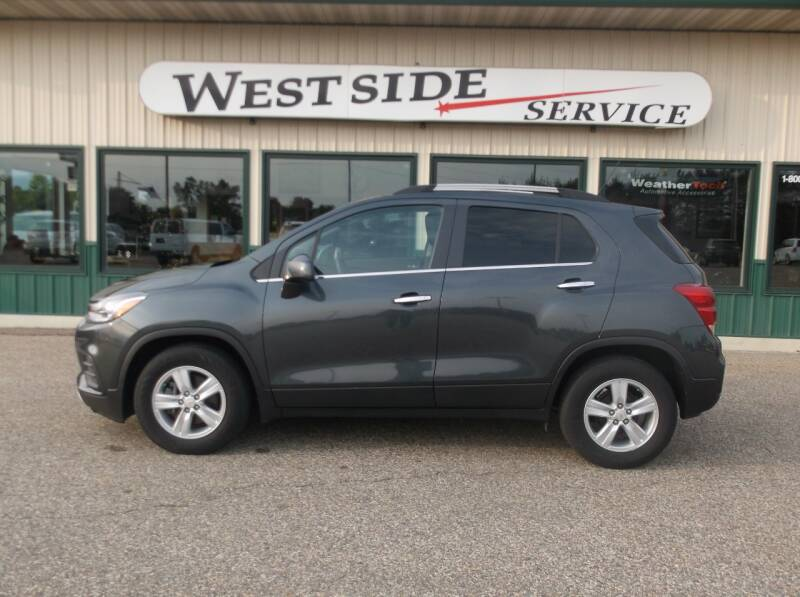2017 Chevrolet Trax LT 4dr Crossover - Auburndale WI