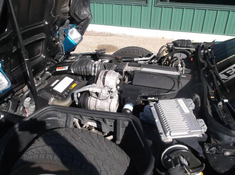 1996 Chevrolet Corvette 2dr Hatchback - Auburndale WI