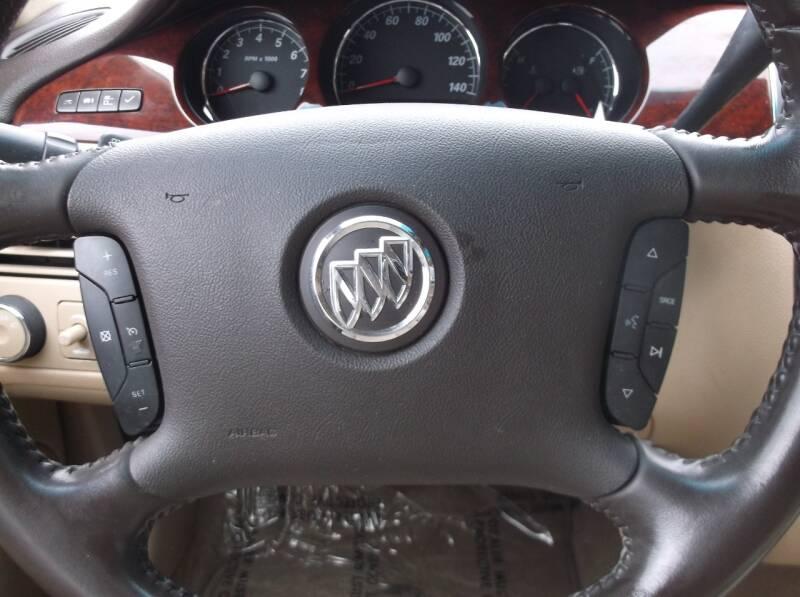 2008 Buick Lucerne CX 4dr Sedan - Auburndale WI