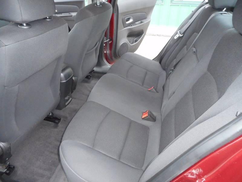 2016 Chevrolet Cruze Limited 1LT Auto 4dr Sedan w/1SD - Auburndale WI