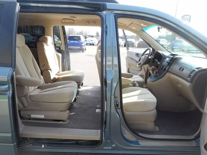 2008 Kia Sedona LX 4dr Extended Mini-Van - Auburndale WI