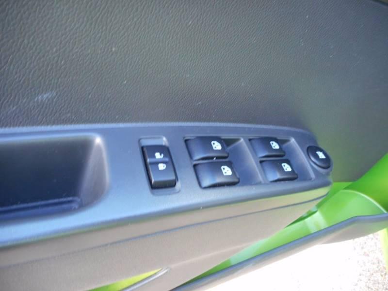 2015 Chevrolet Spark 1LT CVT 4dr Hatchback - Auburndale WI