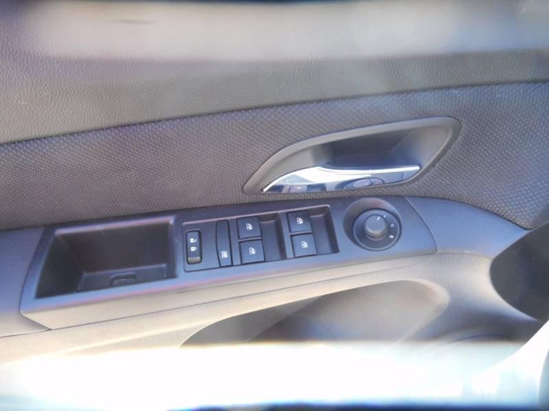 2015 Chevrolet Cruze 1LT Auto 4dr Sedan w/1SD - Auburndale WI