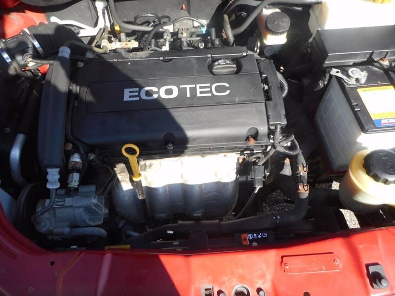 2010 Chevrolet Aveo Aveo5 LT 4dr Hatchback w/2LT - Auburndale WI