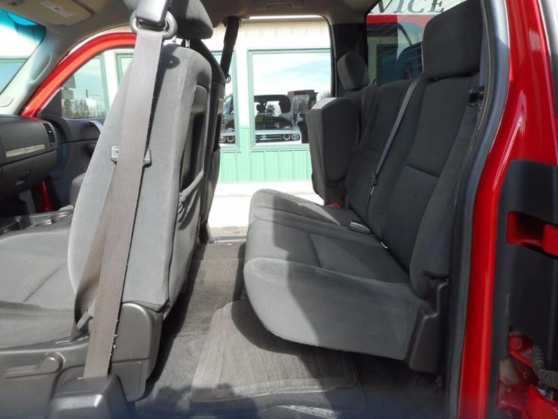 2009 GMC Sierra 1500 4x4 Work Truck 4dr Extended Cab 8 ft. LB - Auburndale WI