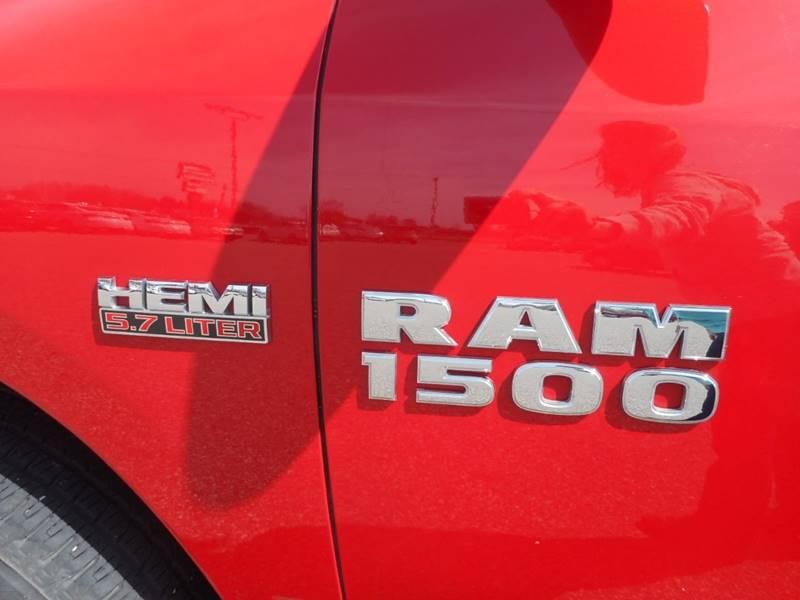 2016 RAM Ram Pickup 1500 4x4 SLT 4dr Quad Cab 6.3 ft. SB Pickup - Auburndale WI