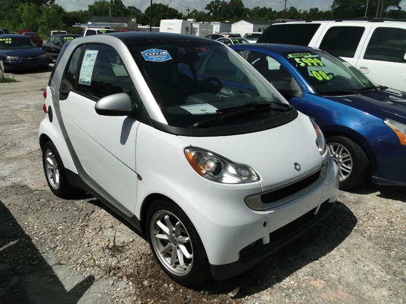 2010 Smart fortwo for sale at Double K Auto Sales in Baton Rouge LA