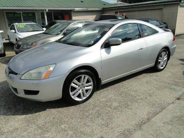 2003 Honda Accord for sale at Double K Auto Sales in Baton Rouge LA