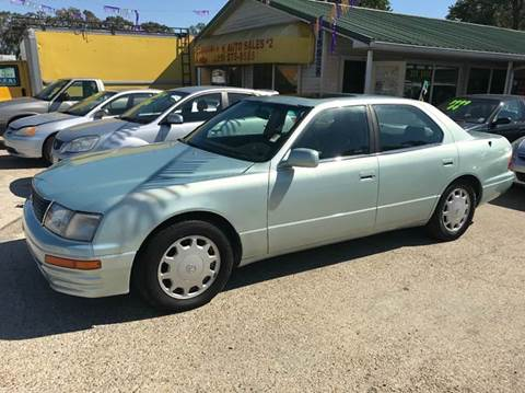 Lexus LS 400 For Sale in Louisiana - Carsforsale.com®