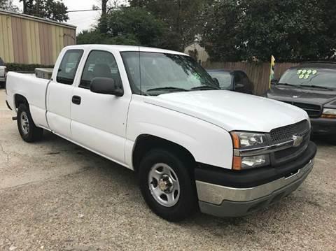 Chevrolet Silverado 1500 For Sale in Baton Rouge LA  Carsforsalecom