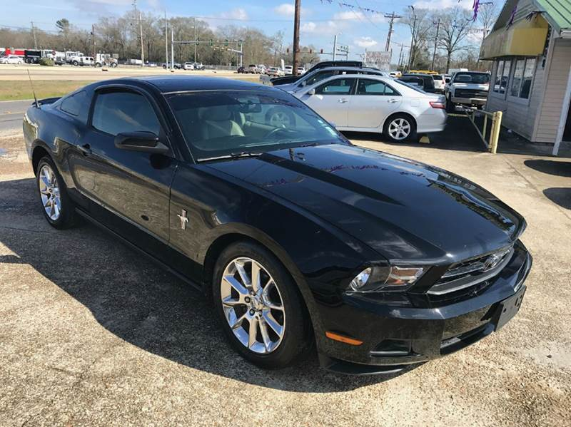 2010 Ford Mustang for sale at Double K Auto Sales in Baton Rouge LA