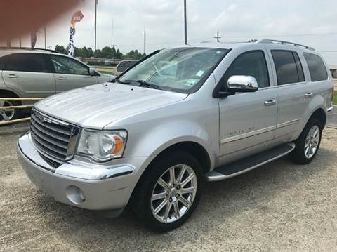 2008 Chrysler Aspen for sale at Double K Auto Sales in Baton Rouge LA