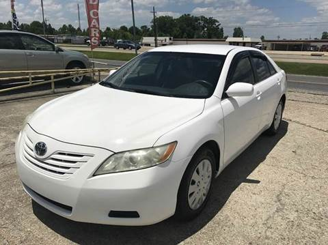 2009 Toyota Camry for sale at Double K Auto Sales in Baton Rouge LA