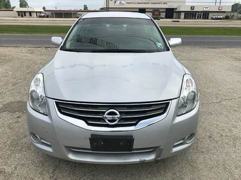 2012 Nissan Altima for sale at Double K Auto Sales in Baton Rouge LA