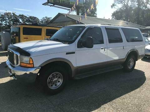 2000 Ford Excursion for sale in Baton Rouge, LA