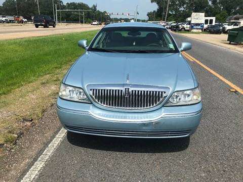 2005 Lincoln Town Car For Sale In Louisiana Carsforsale Com