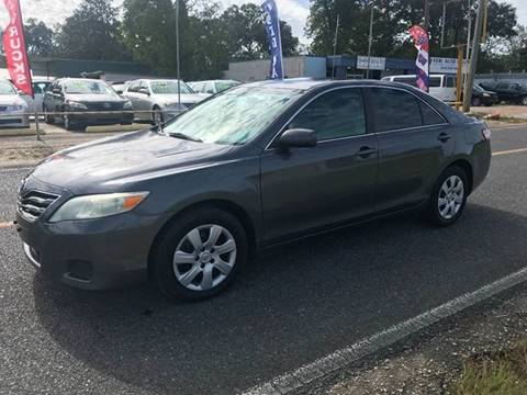 2011 Toyota Camry LE for sale at Double K Auto Sales in Baton Rouge LA