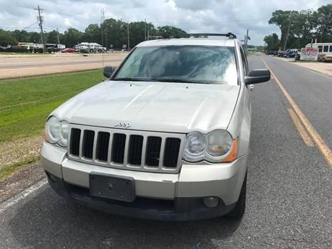 2009 Jeep Grand Cherokee Laredo for sale at Double K Auto Sales in Baton Rouge LA