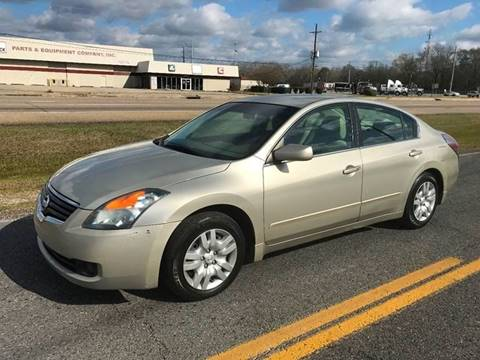 2009 Nissan Altima 2.5 S for sale at Double K Auto Sales in Baton Rouge LA