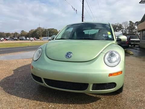 2010 Volkswagen New Beetle for sale at Double K Auto Sales in Baton Rouge LA