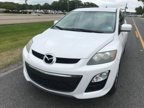 2012 Mazda CX-7 for sale at Double K Auto Sales in Baton Rouge LA