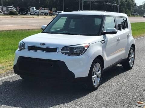 2014 Kia Soul for sale at Double K Auto Sales in Baton Rouge LA
