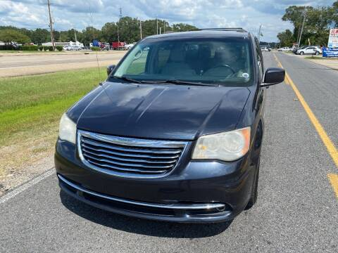 2013 Chrysler Town and Country for sale at Double K Auto Sales in Baton Rouge LA