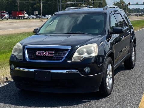 2010 GMC Acadia for sale at Double K Auto Sales in Baton Rouge LA