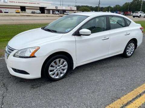 2013 Nissan Sentra for sale at Double K Auto Sales in Baton Rouge LA