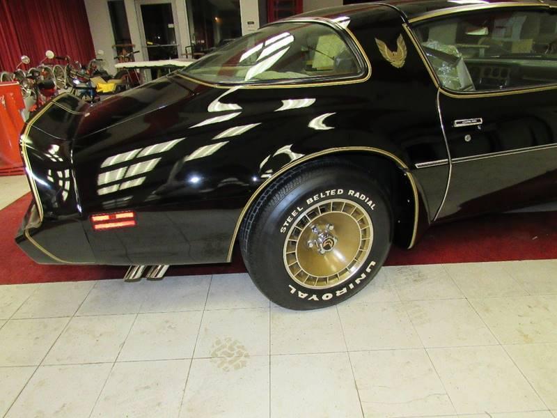 1981 Pontiac Firebird Trans Am SE Bandit - Parkersburg WV