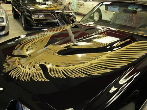 1981 Pontiac Firebird Trans Am for sale in Parkersburg, WV